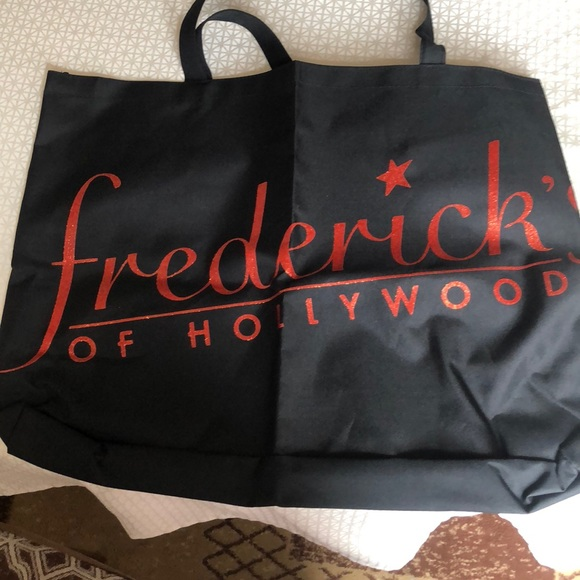 Frederick's of Hollywood Handbags - Brand new large Tote Bag By Fredricks of Hollywood